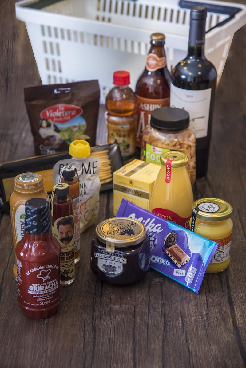 Para a sua comodidade, além da parte de padaria, nossa loja possui uma grande variedade de produtos para o seu dia a dia e ocasiões especiais!